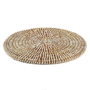 Rivergrass Round Placemat