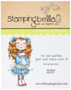 Stamping Bella Rubber Cling Stamp 17cm x 11cm , Spoiled