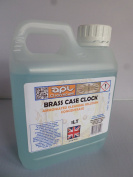 Brass clock cleaning fluid concentrate 1lt
