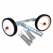 Universal Fit Kids Stabilisers Suitable for 30cm - 50cm Wheel Childrens Bikes
