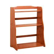 SHELVES Kitchen Organiser Bamboo Wooden Kitchen Spice Rack, 2/3-tier Desktop Storage Rack