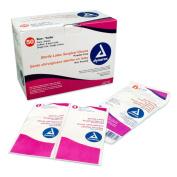 DYNAREX Latex Sterile Surgical Gloves Powder Free Size 9.0 50/BX 2390 Cuffed