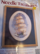 The Voyager Counted Cross Stitch Kit
