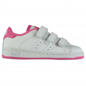 Lonsdale Kids Leyton Childrens Trainers Boys Sport Casual Shoes Footwear