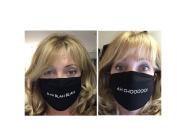 Message Masks (2 per pack) AH CHOOOOO! & Blah Blah Blah