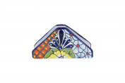 Napkin Holder Ceramic Talavera Decorative Home Kitchen Design And Patio Garden Pottery Decor