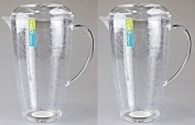 Drinks Jug Large Pitcher Outdoor Dining Tableware BBQ Picnic Cups Drinks Glasses Party Tableware Tumblers