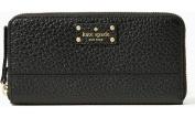 Kate Spade Bay Street Neda Leather Zip Around Wallet