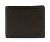 Timberland Large Bifold Coin Wallett Colour COCOA M4294