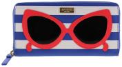 Kate Spade Neda Made A Splash Sunglasses Zip Wallet