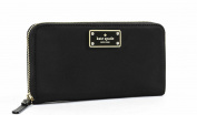 Kate Spade Blake Avenue Neda Polyester Zip Around Wallet