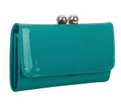 Ladies Fashion Designer Patent Kisslock Clutch Wallet Women's Quality Celebrity Gorgeous Purse CWP1038 CWPRX686605