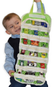 Egg CollEGGtibles,Hatchimals Compatible EASYVIEW Toy Storage Organiser Case
