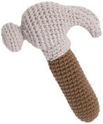 Crochet Rattle - Happy Hammer
