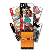 Great Eastern Entertainment Dragon Ball Super Characters Group Playing Cards