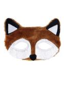 Fox Eye Mask Childrens Fancy Dress Accessory