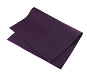 fj021 hmay Purple Thick Felt Mat for Sumi-e Painting & Ink Calligraphy 100 x 65 cm