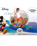 Disney Interactive Electronic Piano Mickey Music Mat