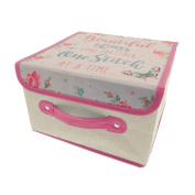 Country Club Sewing & Craft Box, Beautiful Things Pink