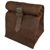 Waxed Canvas All Purpose Cord & Tool Bag Handmade by Hide & Drink :