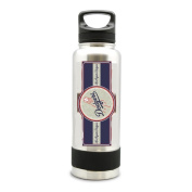 LOS ANGELES DODGERS STAINLESS STEEL DOUBLE WALL INSULATED THERMO WATER BOTTLE -