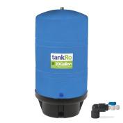 75.7l RO Expansion Tank – Large Reverse Osmosis Water Storage Tank Reservoir by tankRO – with FREE Tank Ball Valve