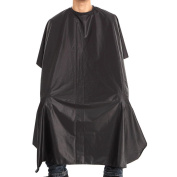 Clearance/ Bluestercool Cutting Hair Waterproof Cloth Salon Barber Gown Cape Hairdressing Hairdresser