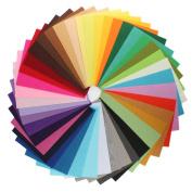 King Do Way Felt Mix 42 Colours Felt Fabric Polyester Fabric DIY DIY Felt Fabric 20 * 30 CM