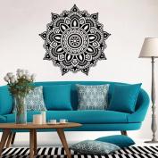 Wall Stickers,Geyou Mandala Flower Indian Wall Sticker For Kids Home Living Room Decor Art Vinyl Mural Decal New