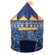 Dressffe Outdoor Tent Toy, Kids Club House Tent Playhouse for Indoor / Outdoor Fun