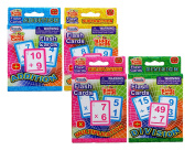 Kiddy Cards Learning Flash Cards Addition Subtraction Multiplication and Division