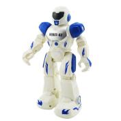 Gesture Control RC Robot, SUKEQ RC Remote Control Smart Robot Infrared Kids Toy Programming Walking Sliding Dancing Music