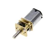 12GA 6V 540RPM Miniature DC Gear Motor for Robot / Smart Car / Toy