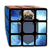 3x3x3 Magic CubePug In A Pocket Game Puzzle Toys Rubik Cube For Adults Kids Anti Stress Anti-Anxiety