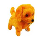 Electronic Dog,BCDshop Music Light Walking Pet Dog Super Cute Robotic Puppy Kids Toy Gift
