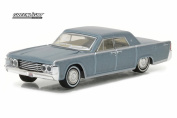 1965 Lincoln Continental, Madison Grey - Greenlight 29895 - 1/64 Scale Diecast Model Toy Car