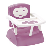 Thermobaby Babytop Booster Seat Chair Pink Orchid