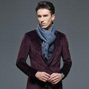 Autumn and winter warm men pure cashmere scarf scarf thickening