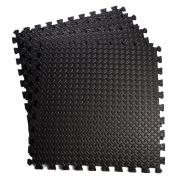 FDS 4.5sqm Interlocking EVA Foam Floor Mats Exercise Gym Protective Pad