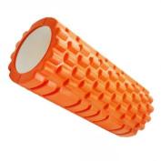 Home Treats Deep Tissue Foam Roller Muscle Massager, Trigger Point Therapy, Ultra Lightweight Hollow Core