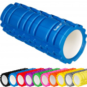 MOVIT® massage roller »FASCIA«, free of harmful substances, fascia roller TÜV SÜD tested, Foam roller in 10 colours, size