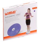LiveUP Sports - MAGNETIC DISC Disco Torsione Girovita Balance Rotante Sport Magnetico, Esercizio di Oscillazione
