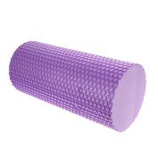 Roller EVA Padding for Training Balance and Strength Purple