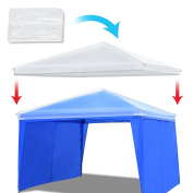 BenefitUSA Outdoor Protective Cover for 3mx4m Canopy & Pop Up Party Tent Waterproof Protect