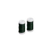 Glorex Silver Wire 0.2 mm 40 M Silver Plated Copper Core Wire Silver 9 x 8.5 x 3 cm