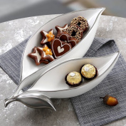 Creative fruit tray Living room coffee table restaurant Compote simple ceramic ornaments decorative fruit bowl