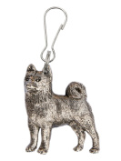 Shiba Inu Made in U.K Artistic Style Dog Zip Pull Collection