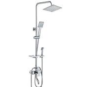 TY The new smart key three shower shower set