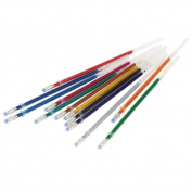 12pcs Highlighters Pen,Tefamore Gel Refills Rollerball Pastel Neon Glitter Pen Drawing Colours Pen