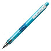 Uni Kuru Toga Mechanical Pencil 0.5 mm. M5-450T Light Blue Handle Colour, Pack 3 pcs.